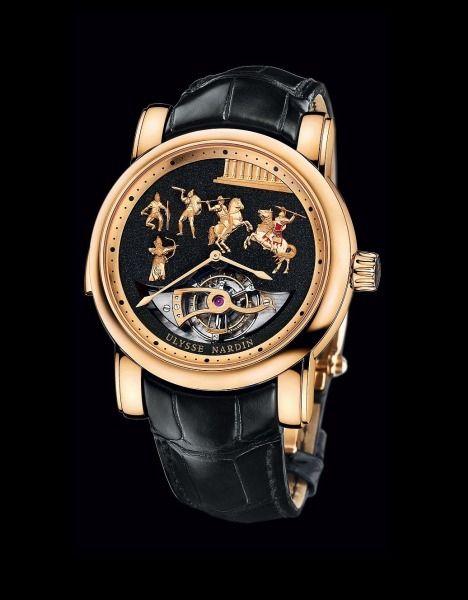 Ulysse Nardin Alexander the Great Watch – Price   766.562   Love ... 64fc0adb546