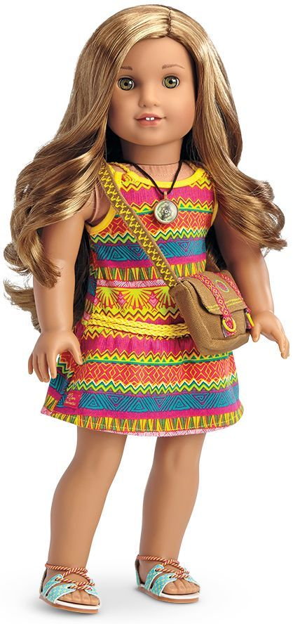 american girl lea clark doll