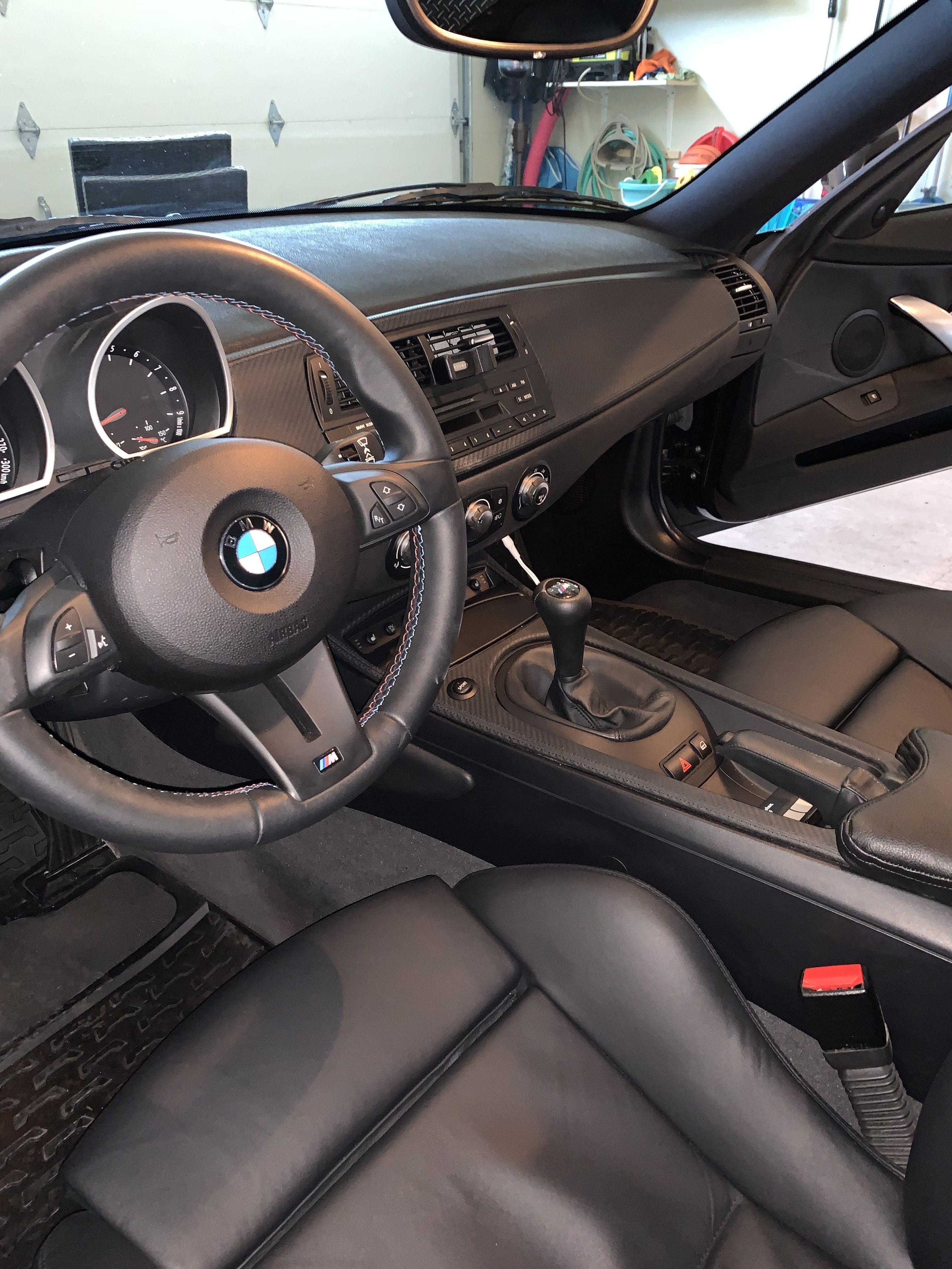 Leather Interior Bmw Z4 M Coupe Bmw Z4 Bmw Z4 M And Bmw In 2020 Bmw Z4 Bmw Z4 M Bmw