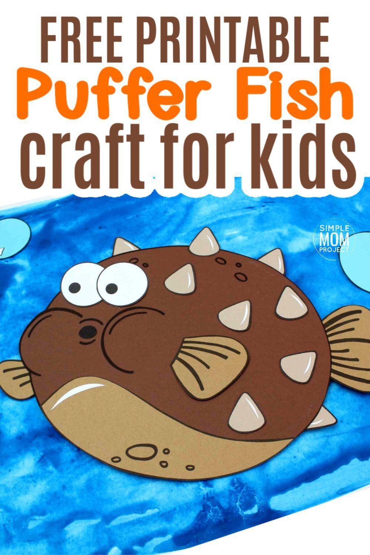 23+ Puffer fish childrens book ideas