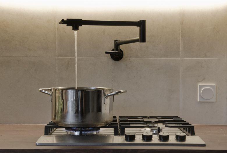 Architekt Na Szpilkach Wnetrza Porady Inspiracje Kamienice Architektura Kuchnia Jak Wyglada Teraz I Kitchen Kitchen Renovation Stove Top Espresso