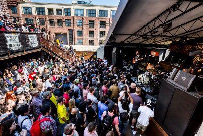 SXSW music fest schedule grid is now live! #sxswmusic ...