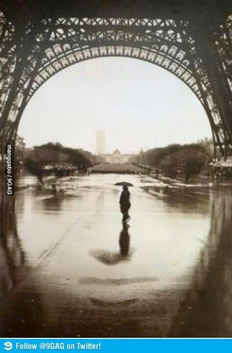Perspective, París.