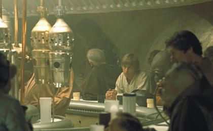 Star Wars Drinking Game Drink Everytime Someone Has A Bad Feeling About This It S Their Only Hope Classic Star Wars Star Wars Episode Iv Mos Eisley