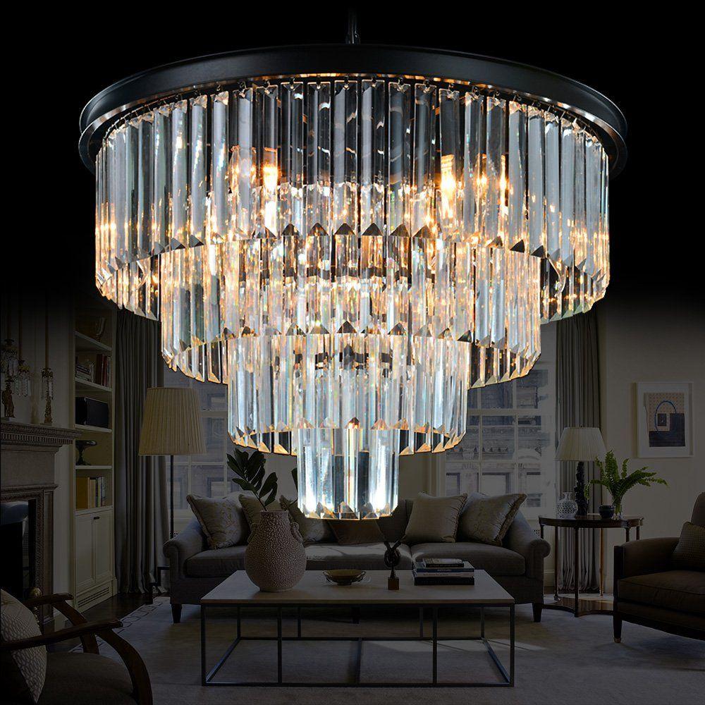 Meelighting 10 Lights Crystal Modern Contemporary Chandeliers Pendant Ceili Contemporary Chandelier Ceiling Pendant Lights Contemporary Ceiling Light