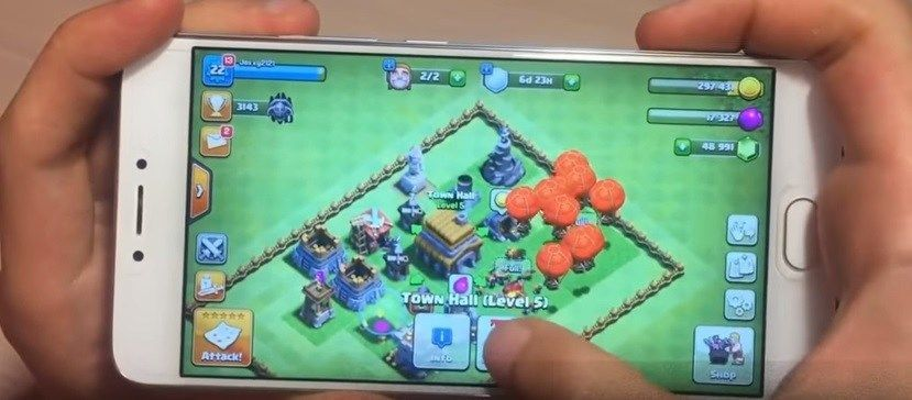 Clash Of Clans Hack Tool 2019 – Unlimited Gems, Gold and
