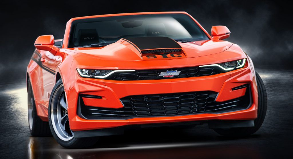2020 Yenko Camaro Has 1 000 Hp And Is Available From Chevy Dealers