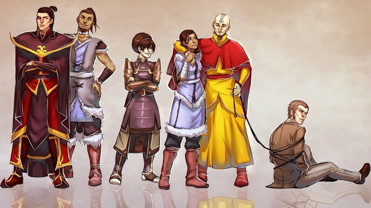 Avatar The Last Airbender Wallpapers Post The Last Airbender Avatar The Last Airbender The Last Airbender Characters