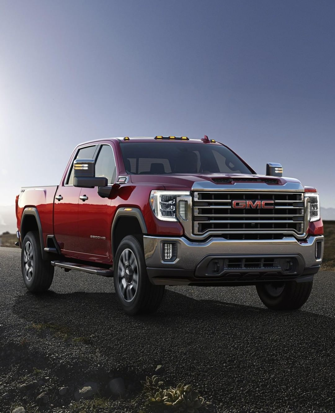 GMC Bills The New Sierra HD As The Most Capable Heavy-duty
