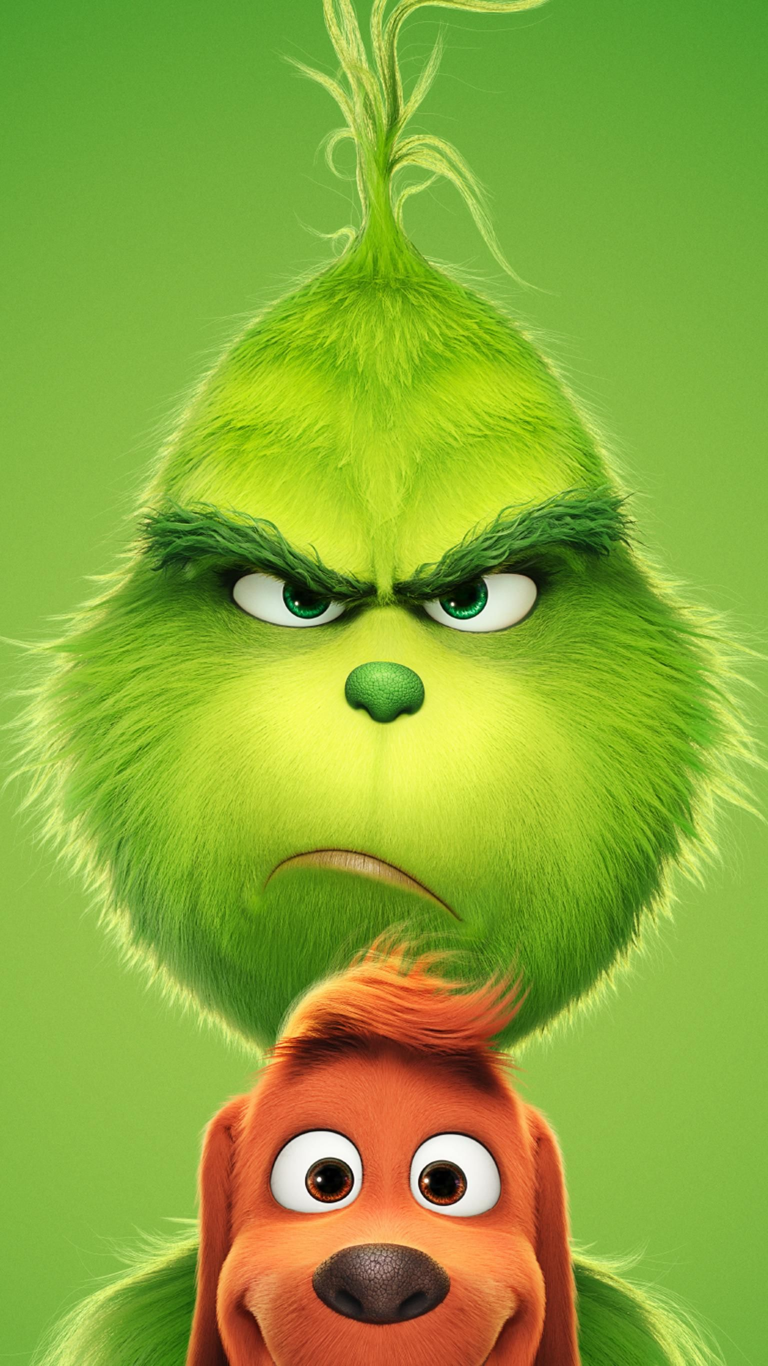 The Grinch 2018 Phone Wallpaper The Grinch Full Movie The Grinch Movie Watch The Grinch