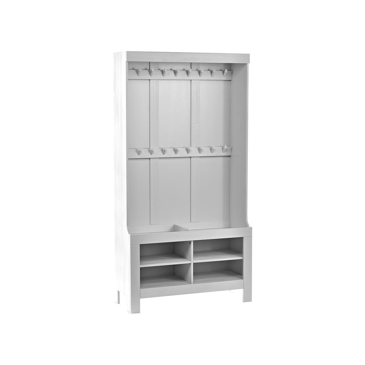 Kasten Garderobe Kast Bronx Wit Voor 15000 Koop Online
