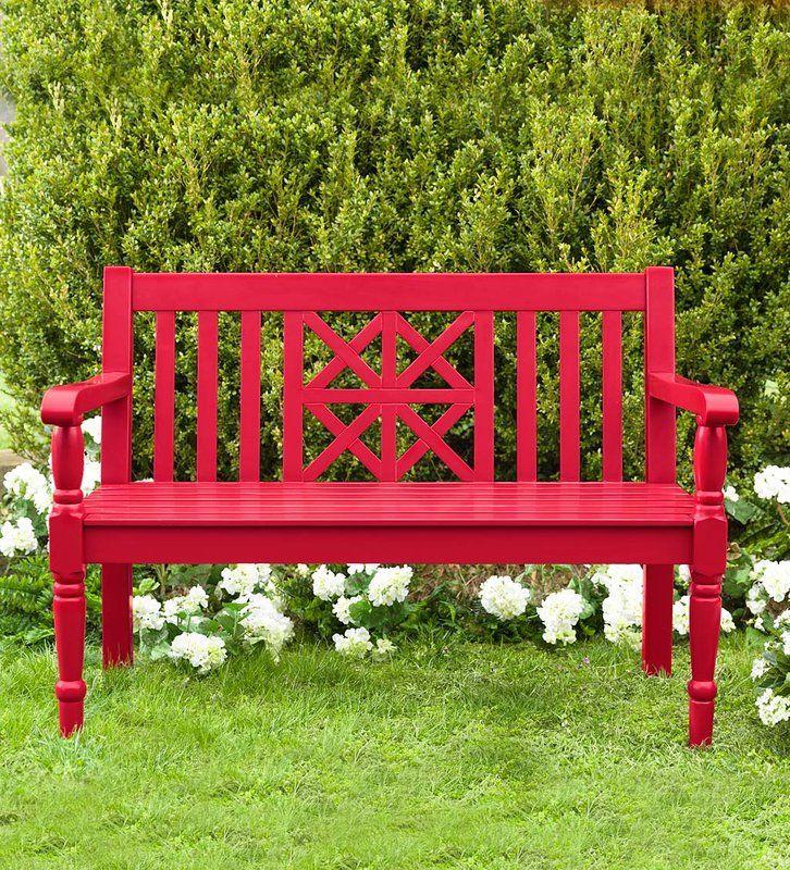 Incredible Legacy Diamond Wooden Garden Bench Our New Home Outdoor Machost Co Dining Chair Design Ideas Machostcouk