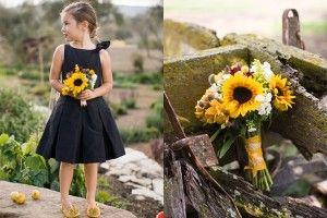 94d69ccb257 Friday Flowers  Sunflowers - Elizabeth Anne Designs  The Wedding Blog