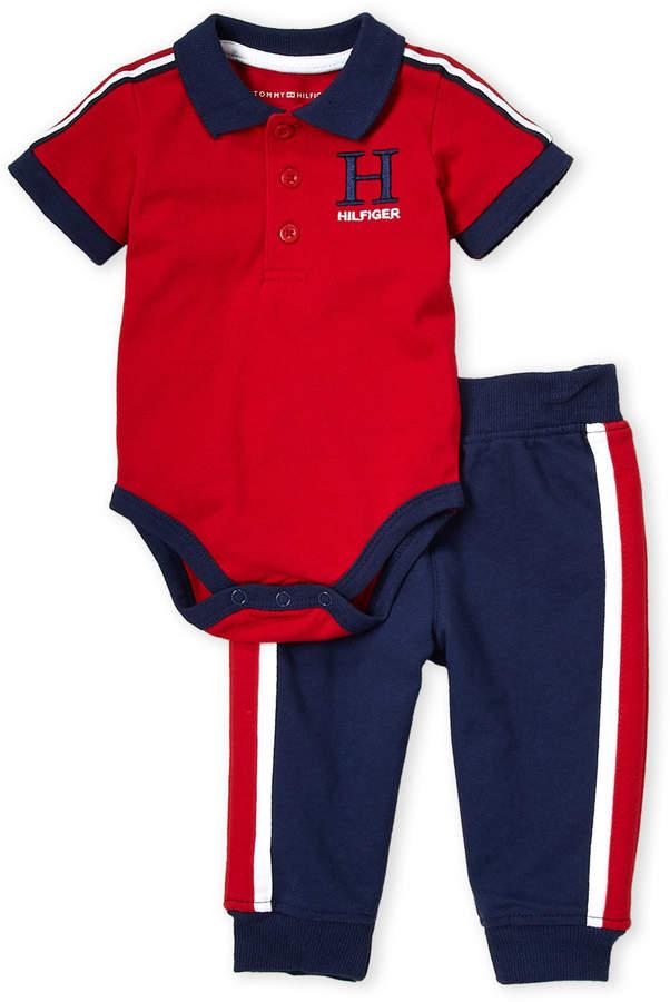 Vestido Beb/é-para Ni/ñas Tommy Hilfiger Baby Polo Dress S//S