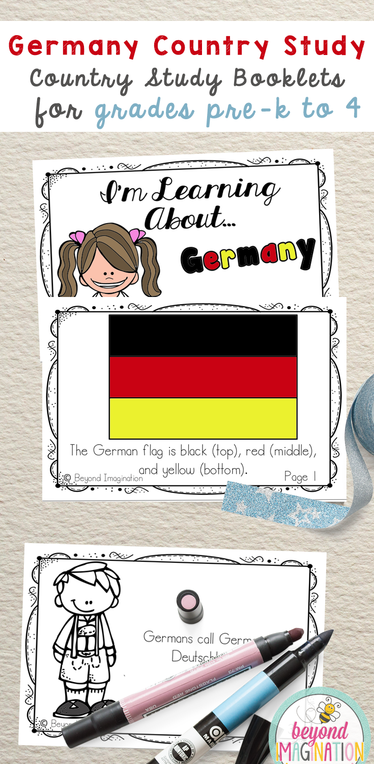 Kiddis Kinder Second Hand Laden Frankfurt Am Main Germany Booklet Country Study Project Unit Germany Facts