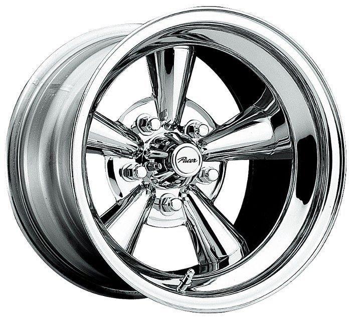 Pacer Supreme Classic Chrome Rim Wheel Rims Chrome Wheels Rims And Tires
