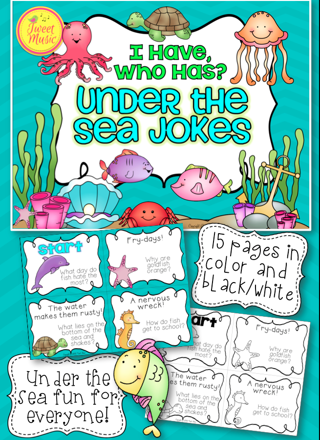 If your students love to laugh and love to tell jokes