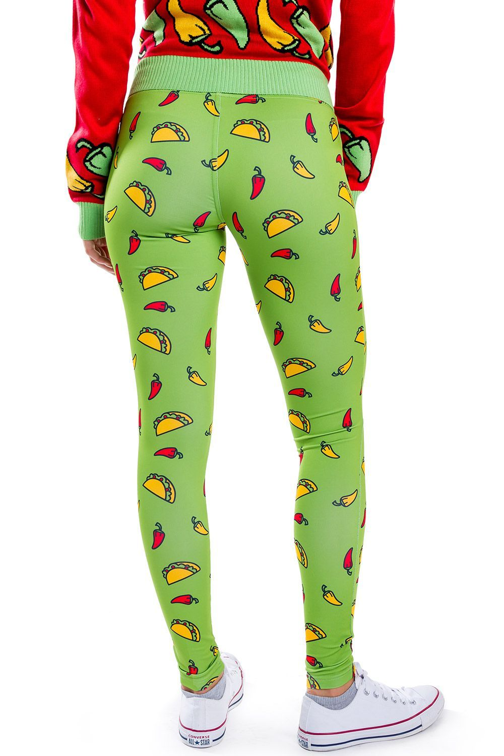 Verde Taco Bell Leggings (With images) Thanksgiving