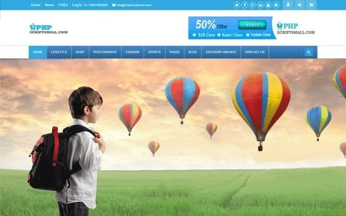 PHP News Script, News Script php   Dating Script - Dating software
