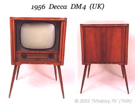 1956 Tv Would Like To Put My Flat Screen In This Television Set Vintage Tv Vintage Television