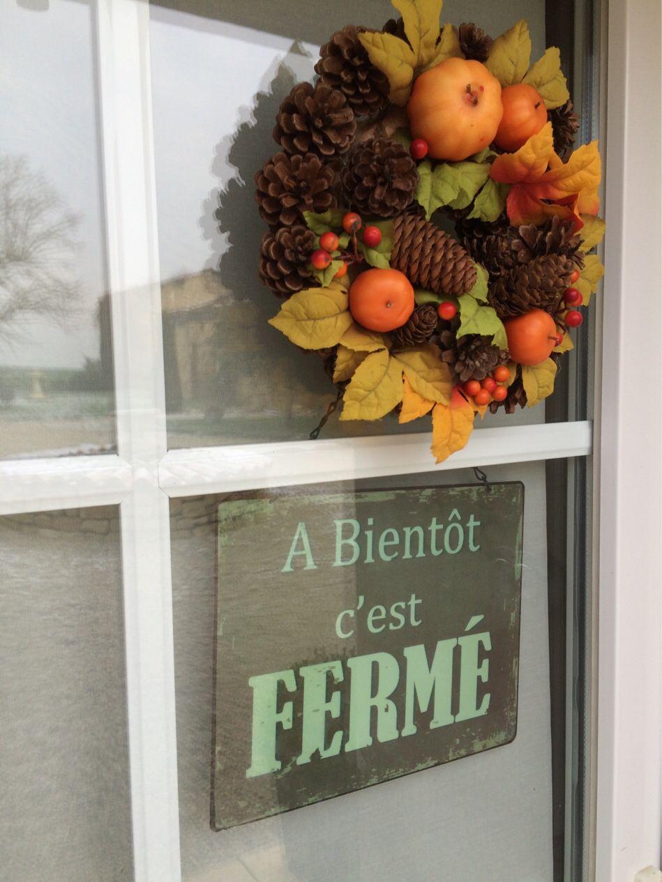 """""""Aux 4 Cornes"""" ferme ses portes pour quelques semaines ... Cependant les réservations restent ouvertes www.aux4cornes.com. À très vite  """"Aux 4 Cornes"""" closes for a few weeks ... but reservations remain open www.aux4cornes.com. Very soon"""