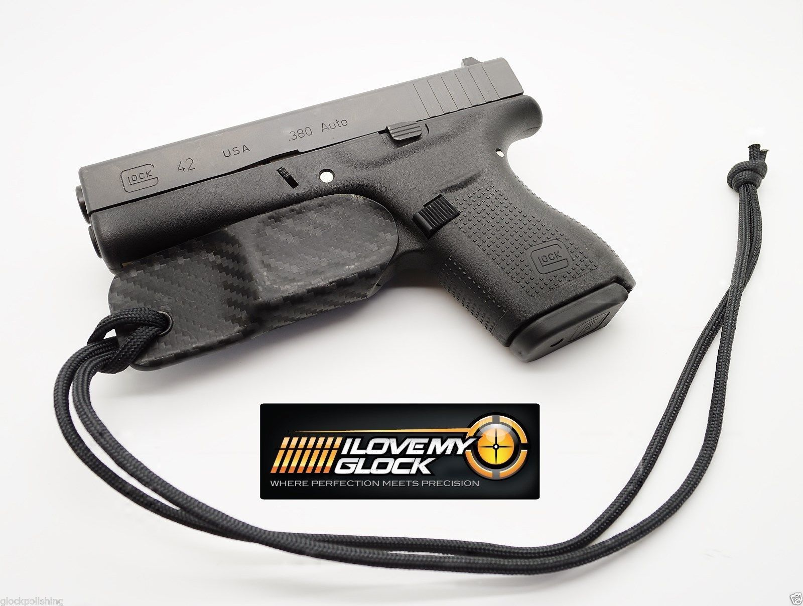 Carbon Fiber KYDEX Trigger Guard for Glock 42   BUG OUT   Pinterest