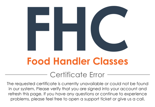 dc791e5c6b511dd11f9320a3c7f5cae1 - How Long Does A Food Handlers Permit Take To Get