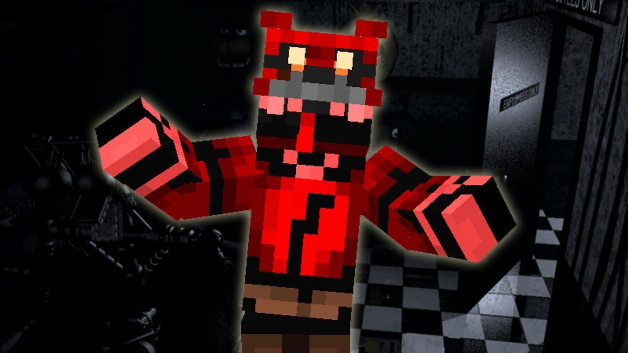Five Nights at Freddy's Nightmare - Night 2 (Minecraft