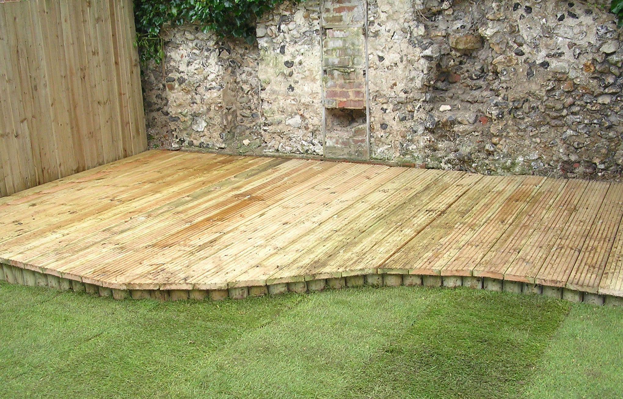 Timber Decking... Visit us: www.steelheadconstruction.com/about-us ...