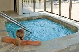 What you should know before installing indoor hot tubs | Our Dream ...