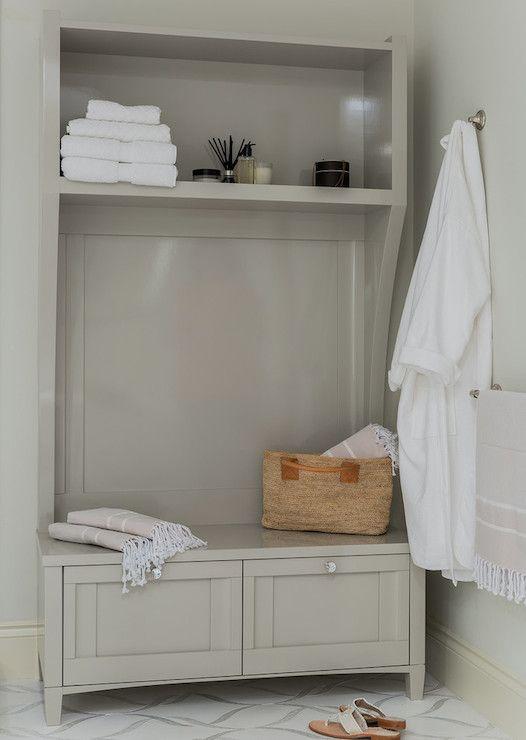 10++ Bathroom storage bench info