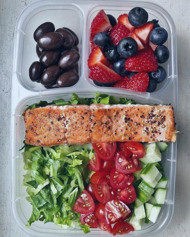 57+ Tasteful Healthy Lunch Ideas mit hoher Ernährung für geliebte Familie - Ketogene Diät #gezondeten