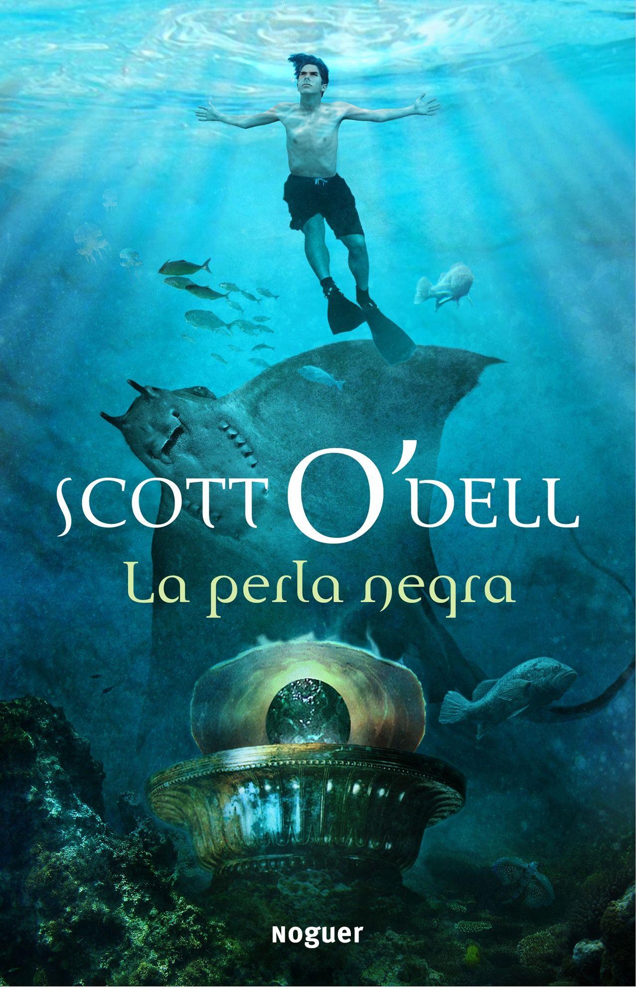 La perla negra, un libro de aventuras para 1º ESO.