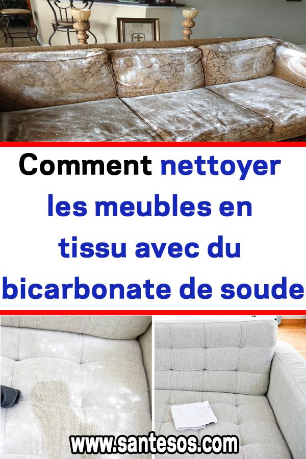 Comment nettoyer les meubles en tissu avec du bicarbonate - Nettoyer canape tissu bicarbonate de soude ...