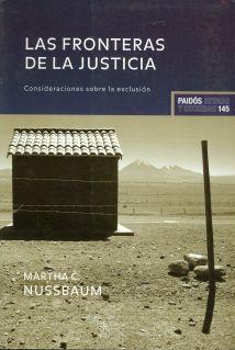Título: Las fronteras de la justicia / Solicite el material por este código: HM671.N88