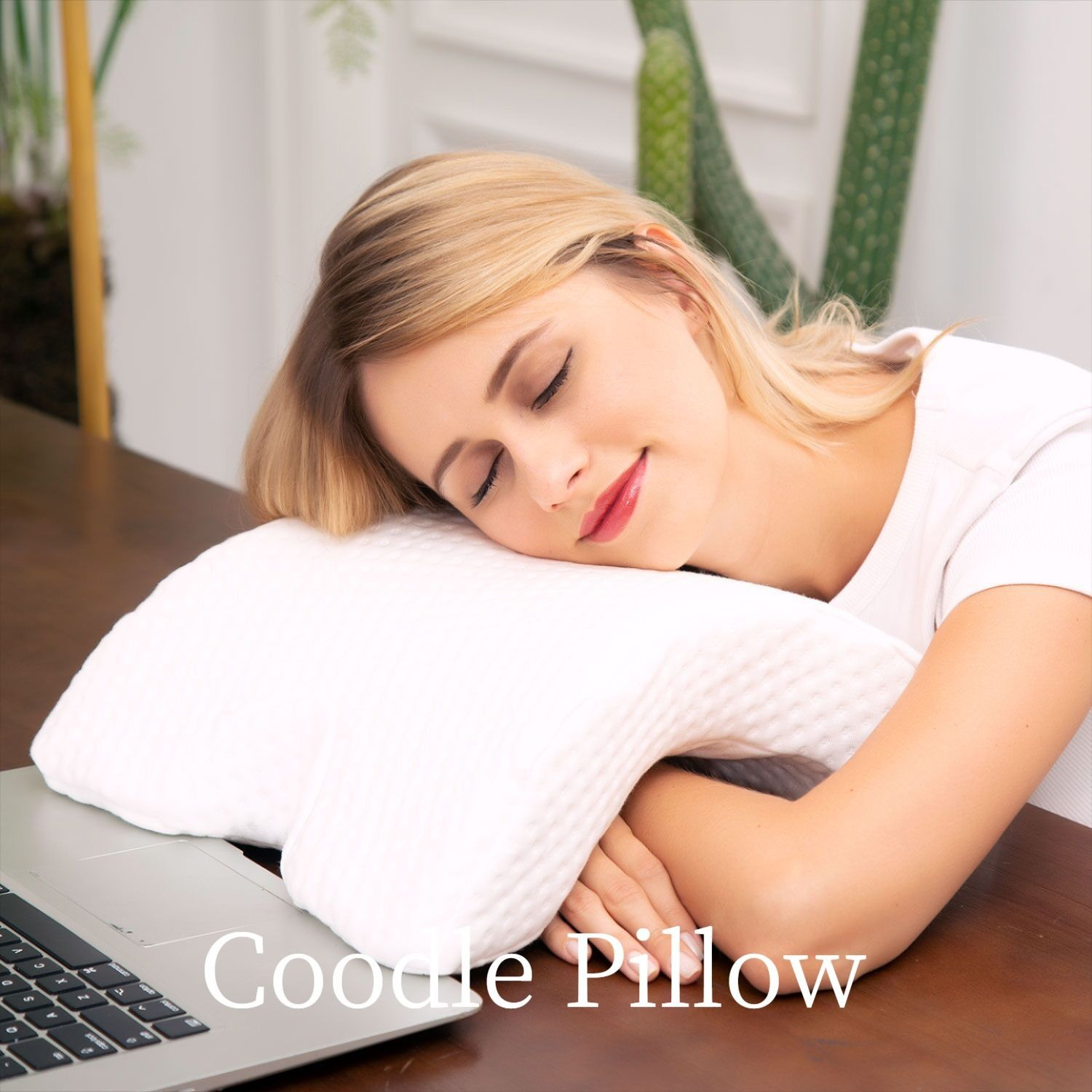 Coodle Pillow for Cuddling #Coodle