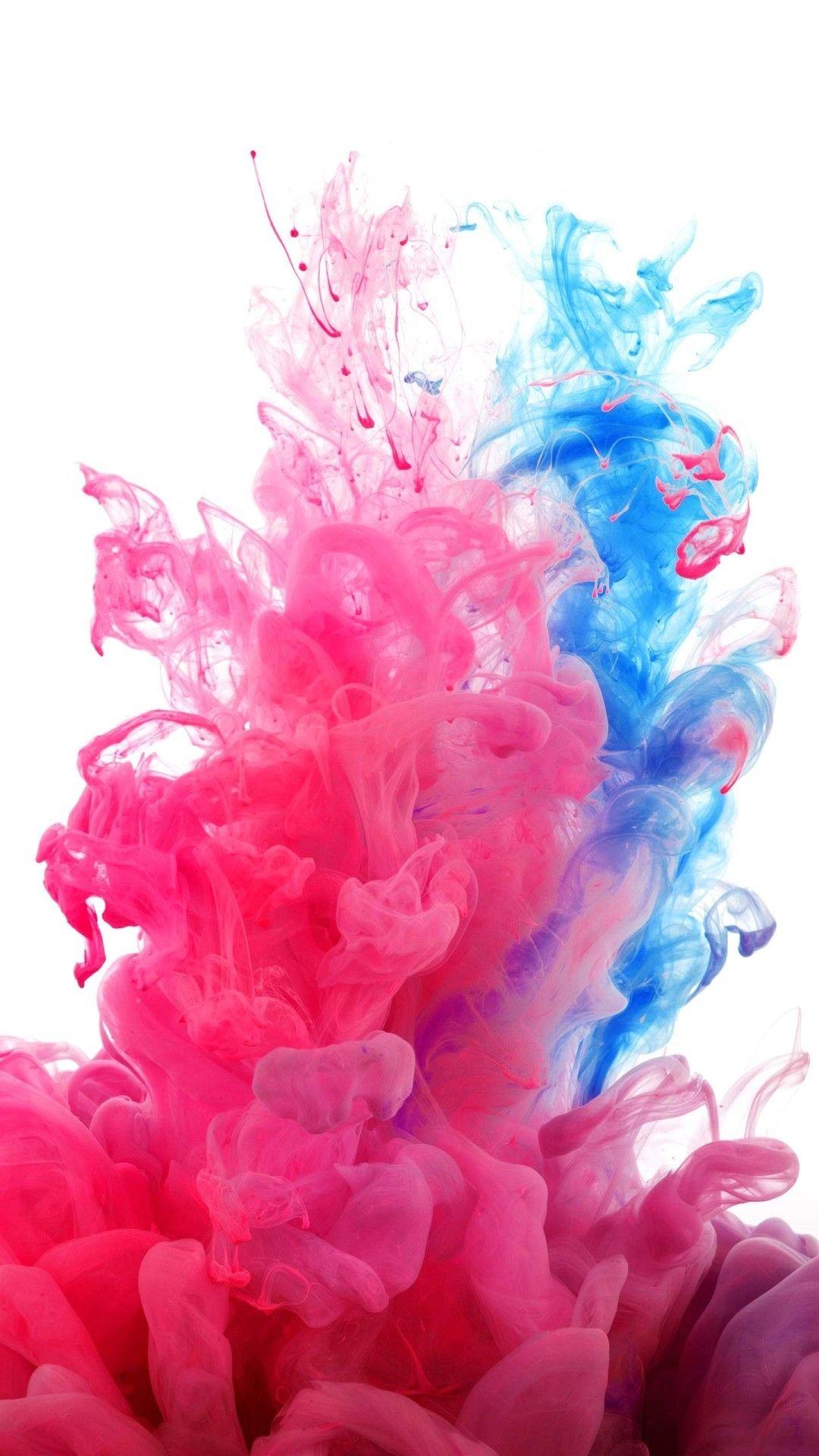 Sfondo Iphone 6 Plus Fumo Colorato Wallpapers In 2019 Iphone 5
