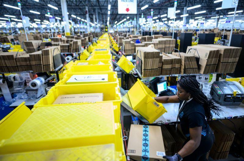 Amazon Discriminates Against Pregnant Women Seven Lawsuits Have
