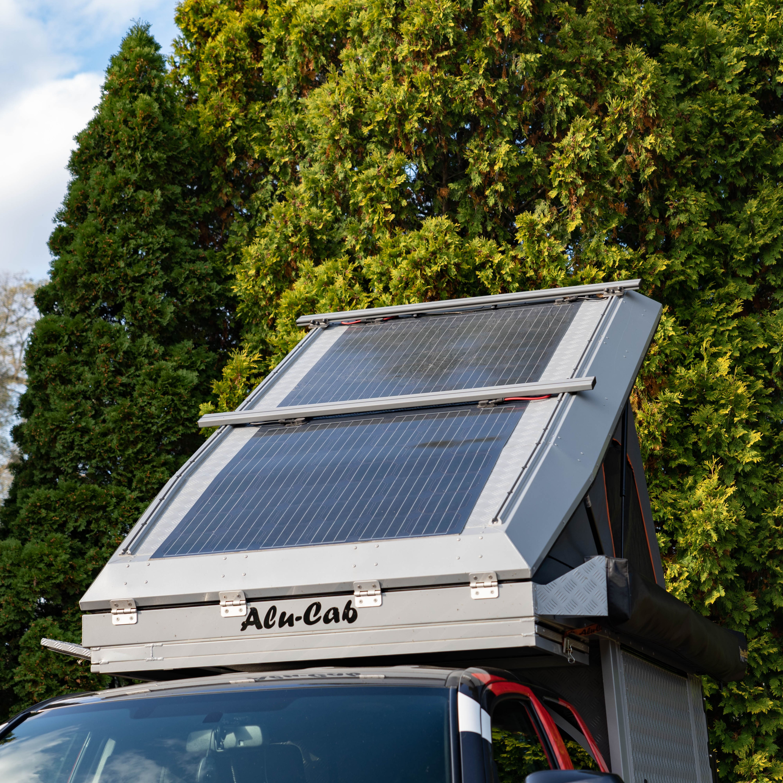 Sunflare 126w Flexible Solar Panel Solar Energy For Home Solar Panels Solar