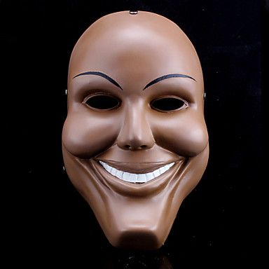 cool the purge cosplay smiling face mask halloween props for halloween party 1 pc - Cool Masks For Halloween
