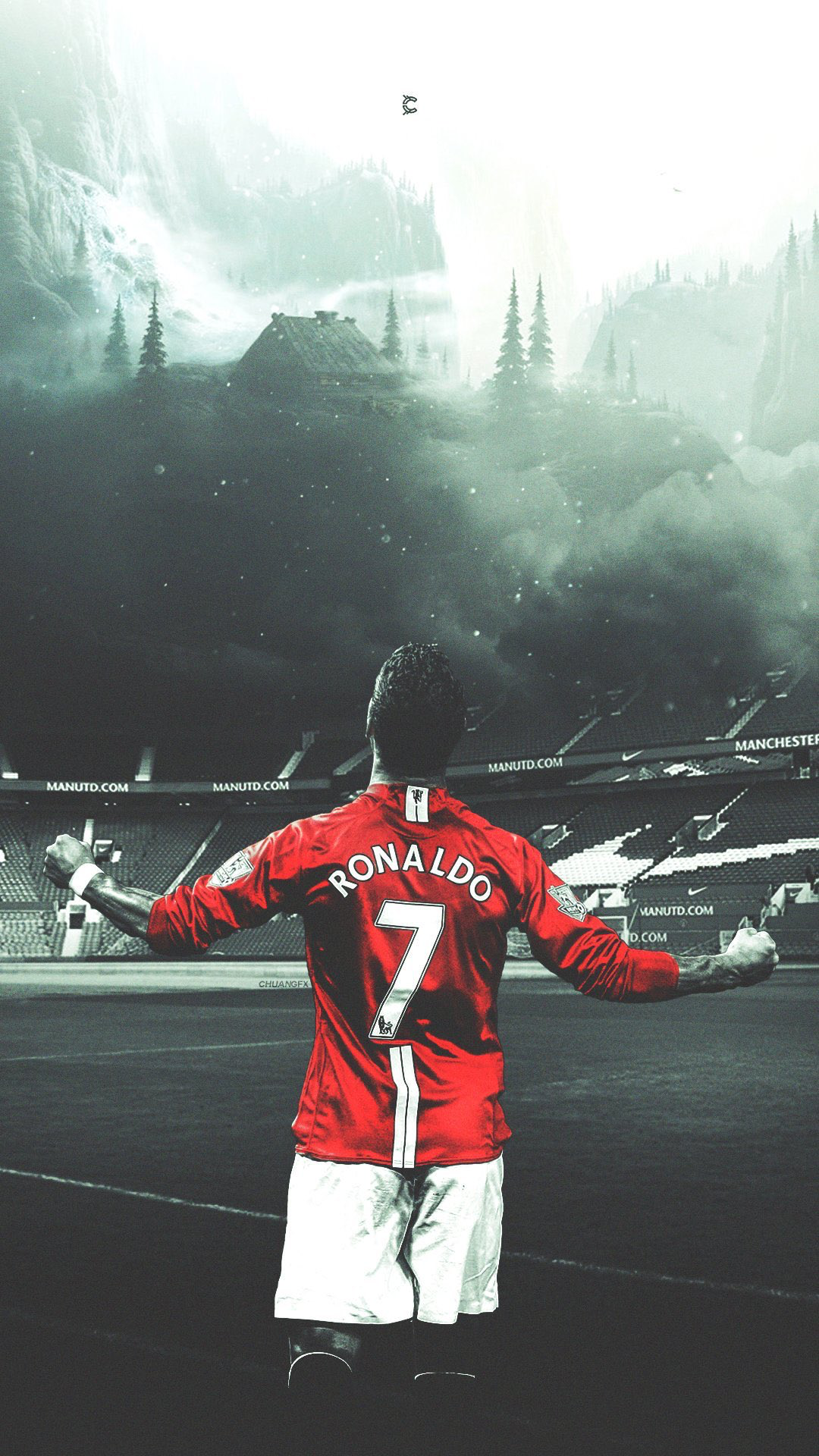 Ronaldo Cristiano Ronaldo Manchester Cristiano Ronaldo
