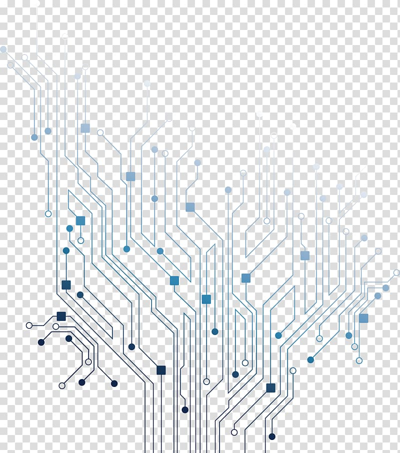 Printed Circuit Board Electrical Network Icon Line Board Blue Line Connection Transparent Backgrou Network Icon Electronics Illustration Technology Wallpaper