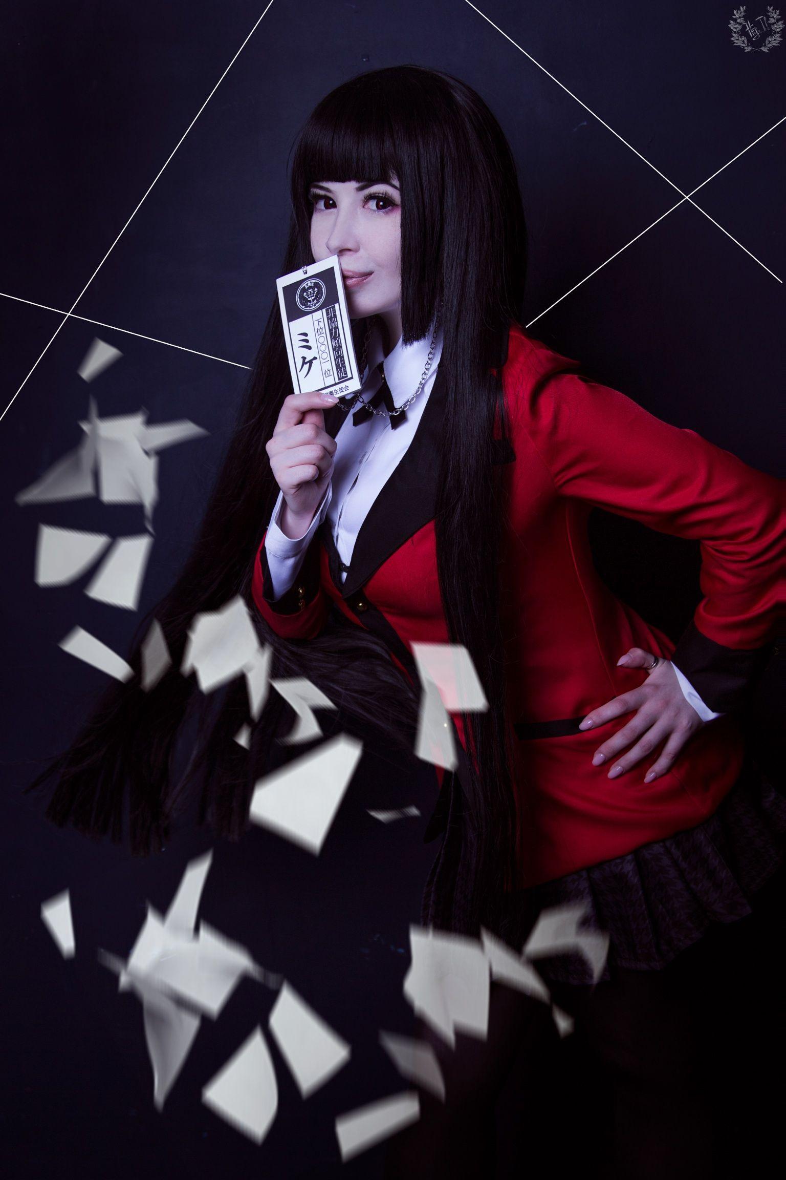 Pin by woofkid on Kakegurui cosplay   Cosplay anime ...