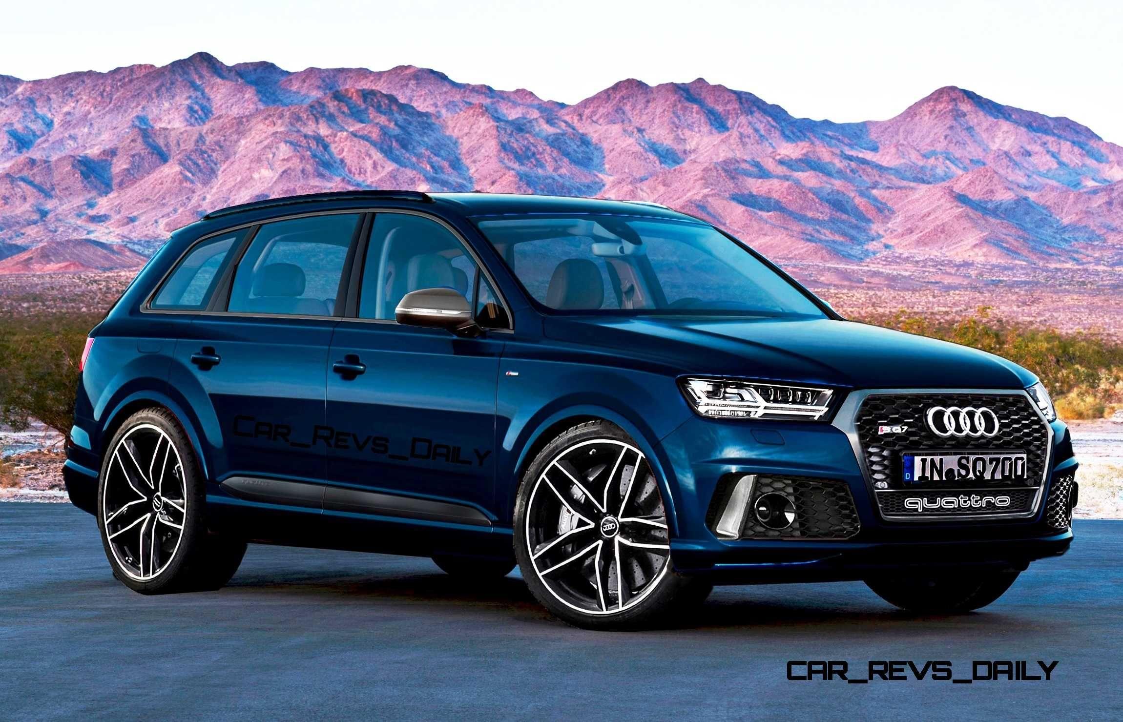 Future Suv Renderings 2016 Audi Rs Q7 8