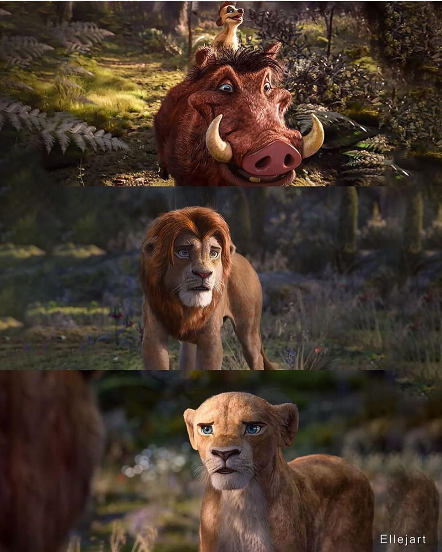 Do You Think That The Lion King Recreation Should Be -5950