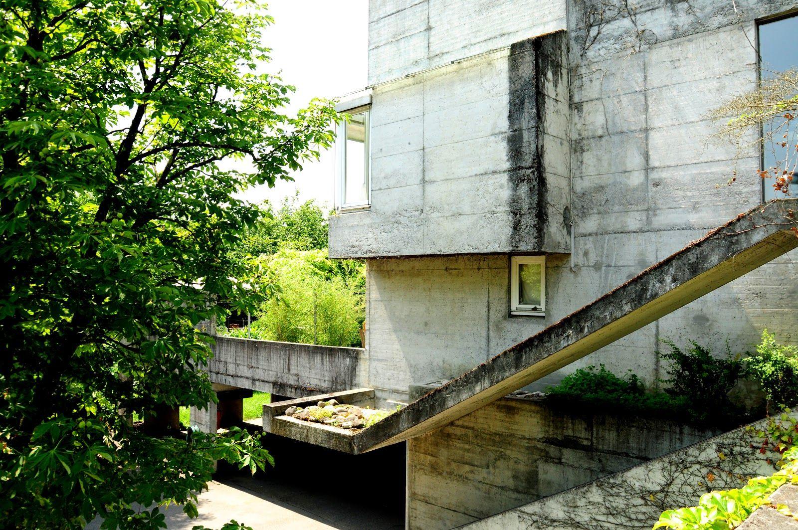 Atelier 5 siedlung halen bern switzerland 1959 61 for Atelier 5 architecture