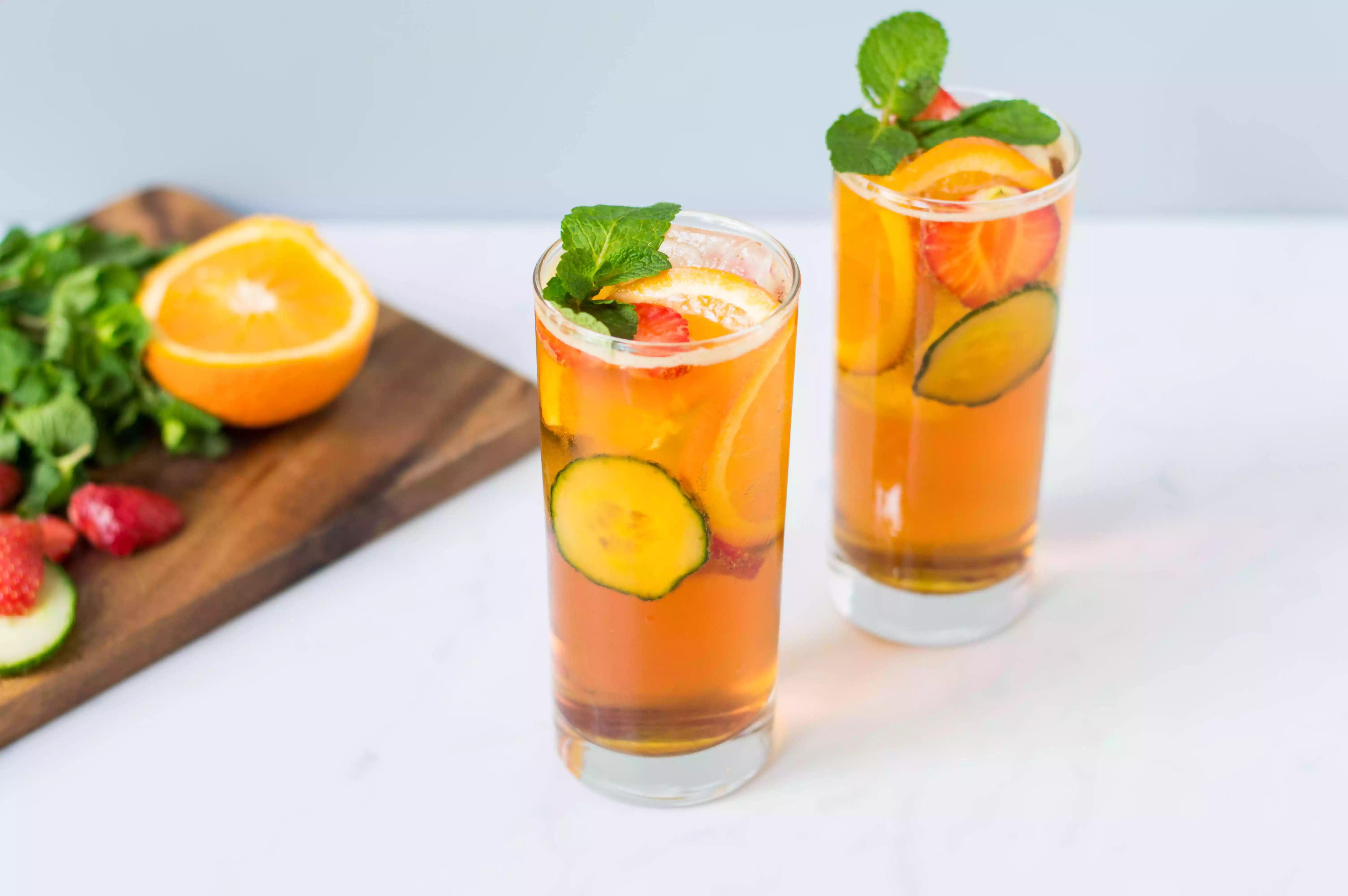 10 Cocktails To Spring You Into Summer In 2020 Pimm S Classic