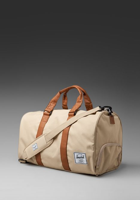 8913c6dced Now this is a nice bag - HERSCHEL SUPPLY CO. Novel Duffle Bag ...