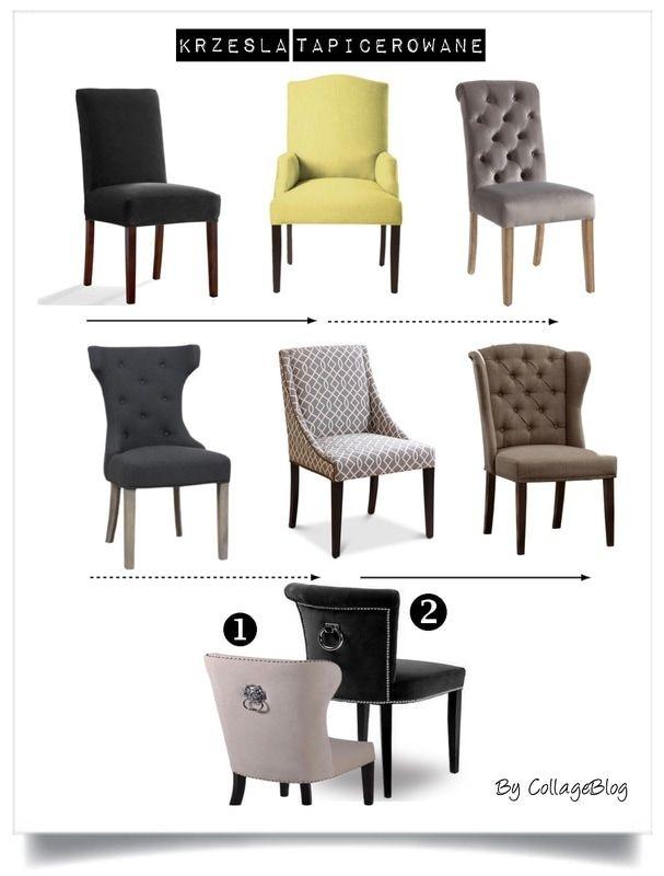 Krzesła Do Jadalni Tapicerowane Klasyczne Design In 2019