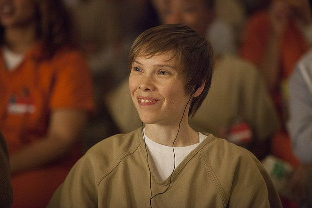 Ranking The Orange Is The New Black Characters By Likability Orange Is The New Black Orange Is The New Abigail Savage
